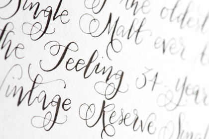 Calligraphy Class:18:30 May 11th