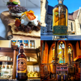 Whiskey, Beer and Bacon at Pearse Lyons Distillery