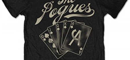 The Pogues Ace Tshirt