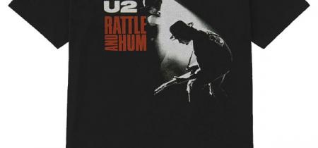 U2 Rattle & Hum Tshirt