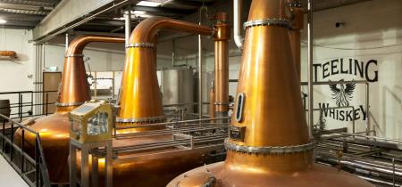 Distillery Tours