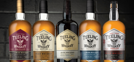 Teeling Unconventional Collaborations - We're Not Finished Yet Tasting