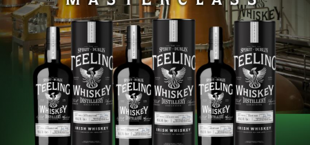 Teeling Whiskey Presents: St. Patrick's Day Irish Whiskey Masterclass