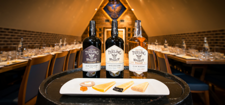Whiskey, Beer and Cheese Pairing - March 13th