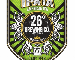 26 Degrees IPA1A 70cl