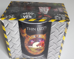 Thin Lizzy Johnny The Fox Mug