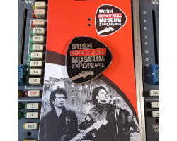 Irish Rock N Roll Museum Fridge Magnet