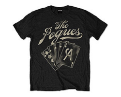 The Pogues Ace Tshirt L