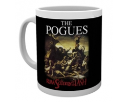 The Pogues Cover Mug