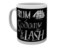 The Pogues Rum Sodomy and the Lash Mug