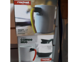 Rocket Wired Mug