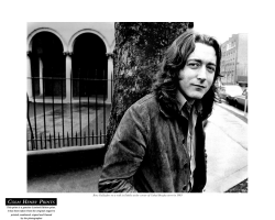 Rory Gallagher 2 by Colm Henry