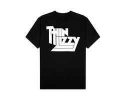 Thin Lizzy Ladies Slim Fit Tshirt L Image