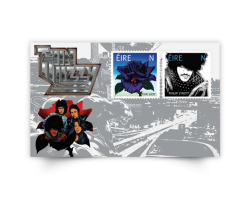 Thin Lizzy Stamps Collector Sheet
