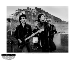 U2 Summerhill Dublin 1981 by Colm Henry Image