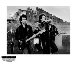 U2 Summerhill Dublin 1981 by Colm Henry