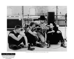 "U2 ""Rattle & Hum"" by Colm Henry"