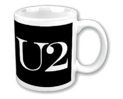 U2 Logo Mug