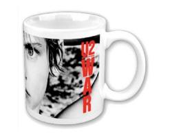 U2 War Mug